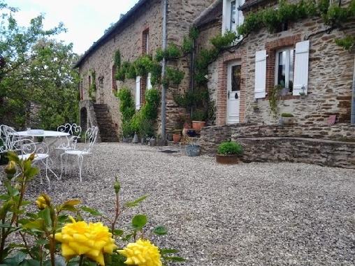 Chambre d'hote Creuse - Les Etangs de Couchardon, Chambres d`Hôtes Bussiere St Georges (23)