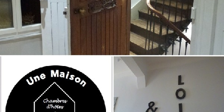 Une Maison En Touraine - Chambre D'hotes & Décoration Une Maison En Touraine - Chambre D'hotes & Décoration, Chambres d`Hôtes Saint-branchs (37)