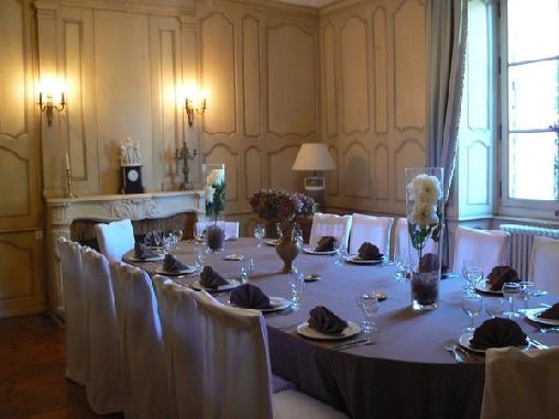 Chambre d'hote Vienne - Manoir de Vilaines, Chambres d`Hôtes Varennes (86)
