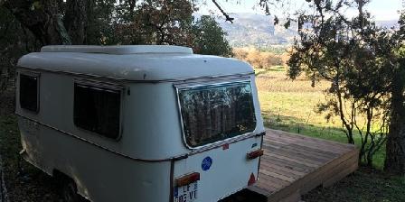 La Caravane des Figuiers La Caravane des Figuiers, Gîtes Plan De La Tour (83)