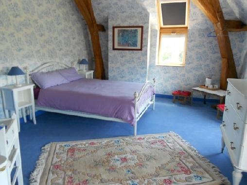 Chambre d'hote Loir-et-Cher - Le Moulin de Ranay, Chambres d`Hôtes Saint Martin Des Bois (41)