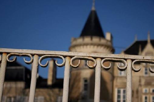 Château de Masseuil, Chambres d`Hôtes Quincay (86)