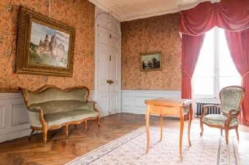 Chambre d'hote Cher - Irina Perminova, Chambres d`Hôtes Blet (18)