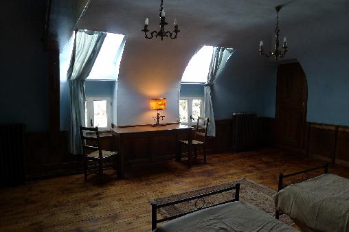 la chambre de l'Astrologue