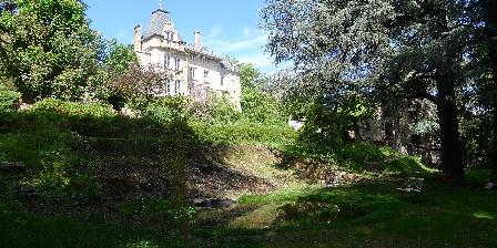 Chambre d'hotes Un Manoir à Tarare > le parc