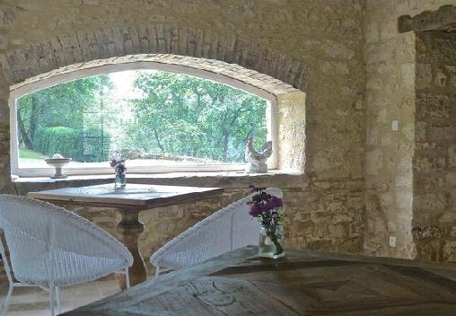 Chambre d'hote Lot - La Vigne Vierge, Chambres d`Hôtes Montgesty (46)