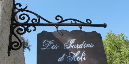 Les Jardins D'holi Les Jardins D'holi, Chambres d`Hôtes Garrigues Saint Eulalie (30)