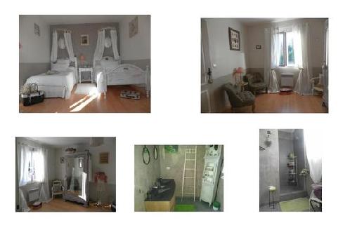 Chambre d'hote Ardèche - Le Mas D'abelan, Chambres d`Hôtes Casteljau (07)