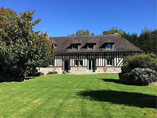 Chambre d'hote Calvados - Le Petit Pressoir, Chambres d`Hôtes Saint Gatien Des Bois (14)