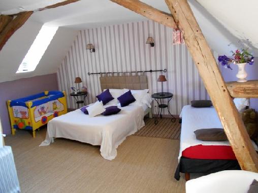 Chambre d'hote Indre-et-Loire - Chambres de L'olivet, Chambres d`Hôtes Orbigny (37)