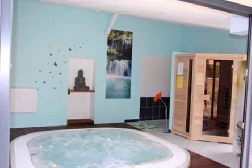 Chambre d'hote Dordogne - spa et sauna