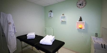Gite Maison de Maître Palmeraie > massage à domicle