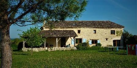 La Bergerie La Bergerie et sa terrasse couverte