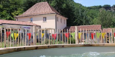 Gîtes Hôtel Gîte La Peyrade à Cajarc
