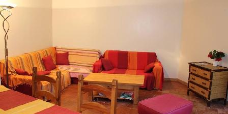Cottage Au Coeur de Rennes > Le salon