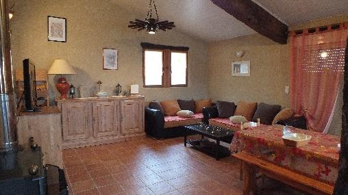 Chambre d'hote Dordogne - le séjour Le Garry I