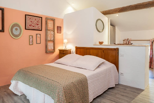 bed & breakfast Vaucluse - Agathe's bedroom