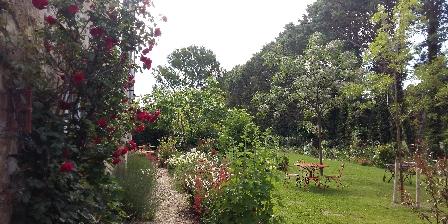 Le Coeurisier The garden
