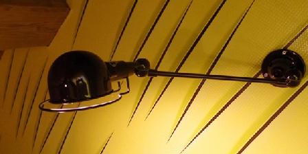 Le Nid de La Collègiale Lampe Hirondelle