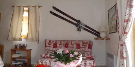 Le Chalet d'Amont Sofa bed