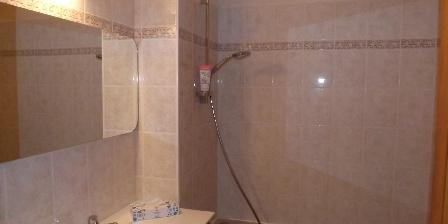 Le Chalet d'Amont The bathroom