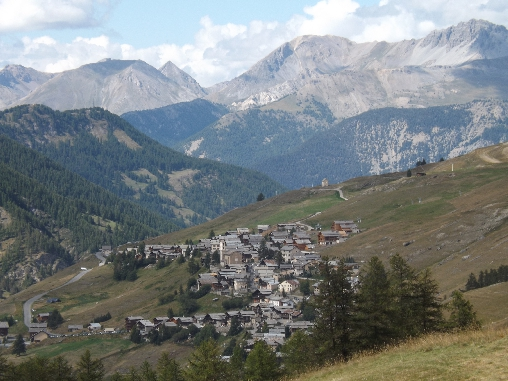 Village de Saint Veran