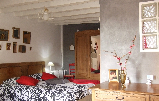 bed & breakfast Manche - Guest room Les Anges