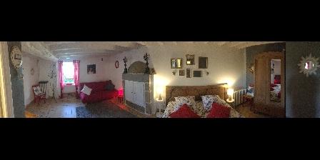 La Chambre des Anges 3 épis Gdf Panoramique chambre