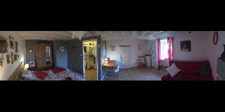 La Chambre des Anges 3 épis Gdf Autre panoramique chambre