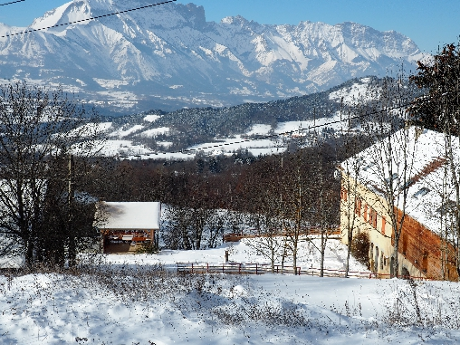 bed & breakfast Hautes Alpes -
