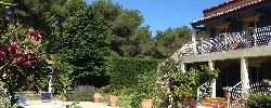 Bed and breakfast Villa Souleiado - Appartements des Amandeirets