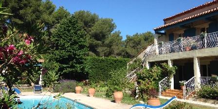 Gîte Bouquet T3 Villa Souleïado