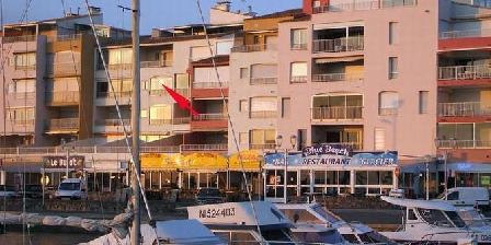 Appartement lumineux au Cap d'Agde proche plage