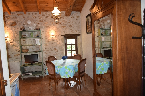 bed & breakfast Lot-et-Garonne - The dining room