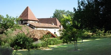 Le Petit Gîte du Château de Missandre Arrivée sur Missandre