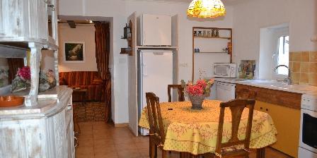 Les Mimosas Gîte Les Mimosas ,cuisine