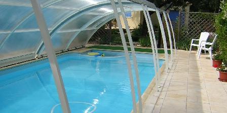 Cottage Gîte de Lescurou 4 pers. > piscine