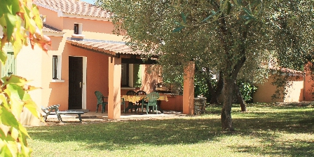 Le Clos des Oliviers Villa mitoyenne 5 pers