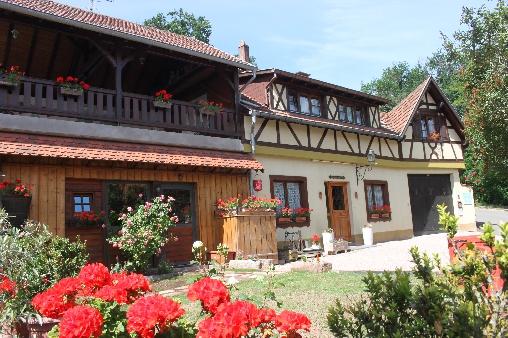 Chambre d'hote Bas-Rhin - La Maison de Vacances