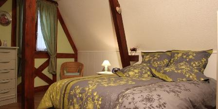 La Maison de Vacances Hild La chambre avec lit de 160