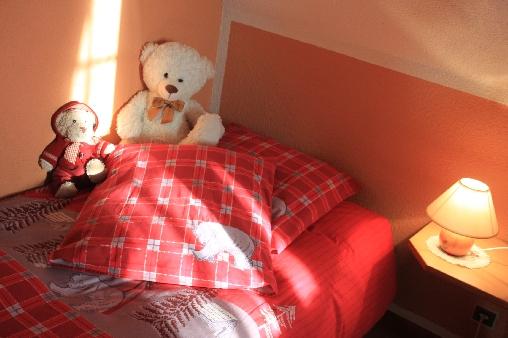 Chambre d'hote Bas-Rhin - Chambre 2 avec 2 lits de 90