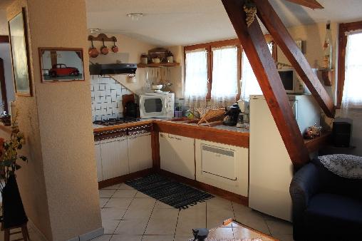 Chambre d'hote Bas-Rhin - La cuisine