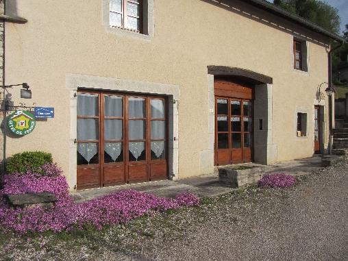 Chambre d'hote Jura - la Baratte
