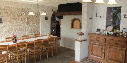 Location de vacances La Baratte > Salle petits déjeûner