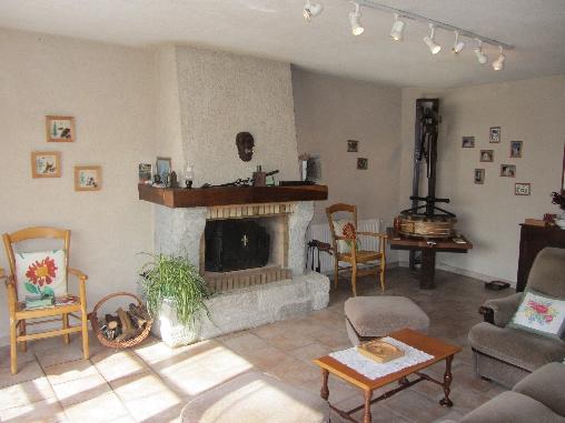 Chambre d'hote Jura - Salon