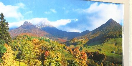Gite Location Saisonniere Delorme Jacques > Monts d'Auvergne