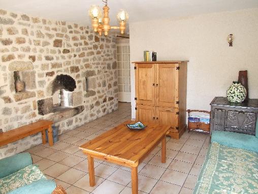 bed & breakfast Puy-de-Dôme - Livingroom