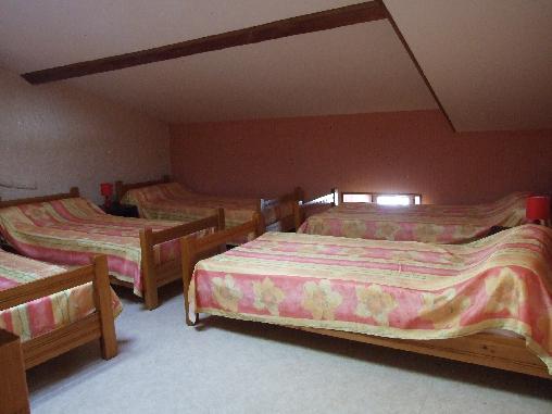 bed & breakfast Puy-de-Dôme - room 3 dormitory