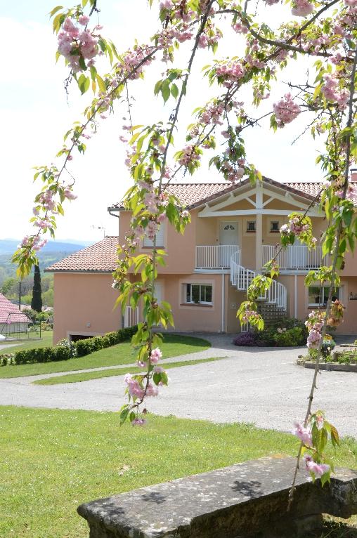 Chambre d'hote Ariège - Printemps aux chambres d'hôtes