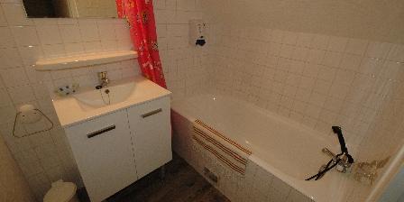 La Grange du Devezou Salle de bain